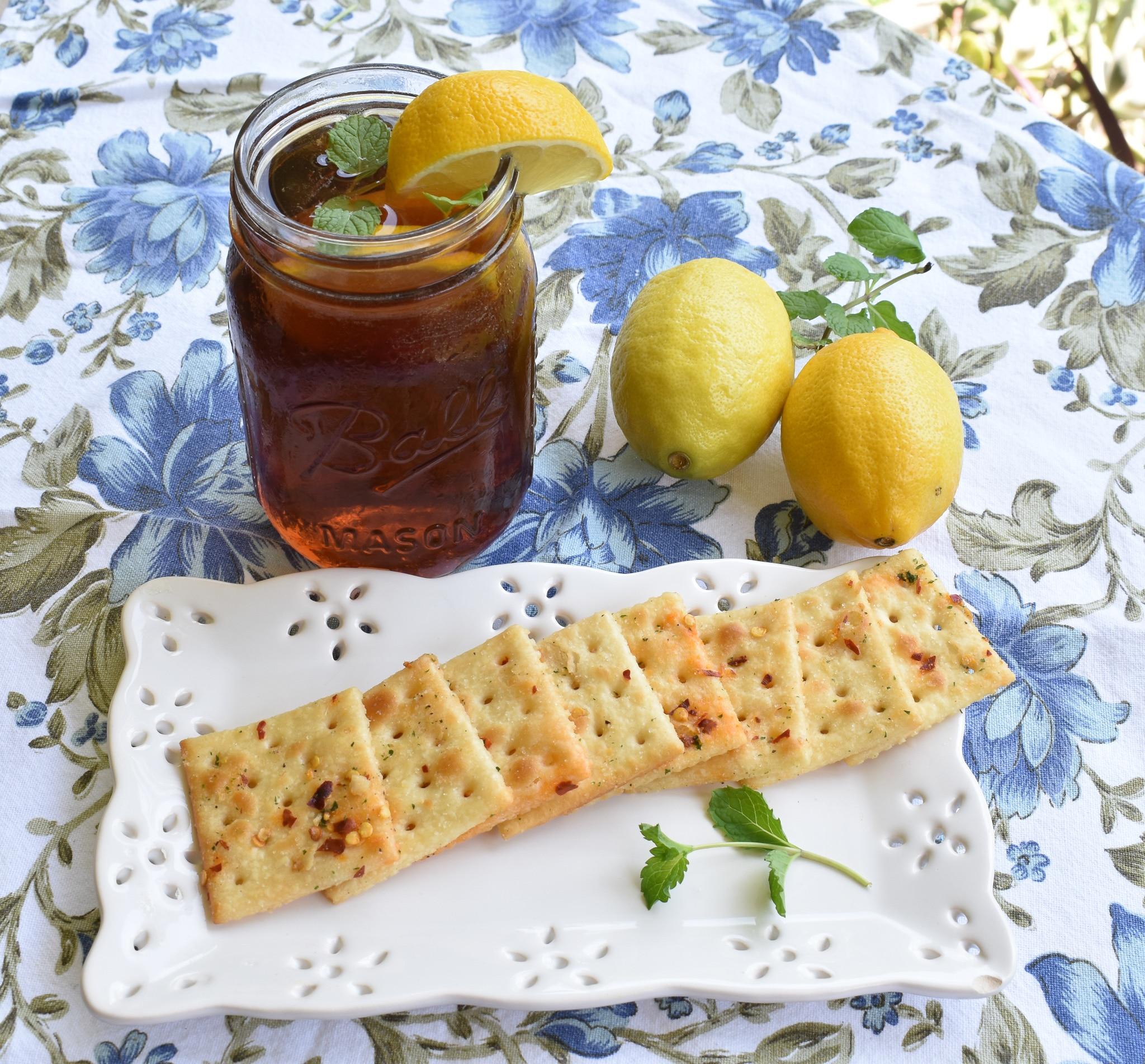 Andrea's Ranch Pepper Crackers