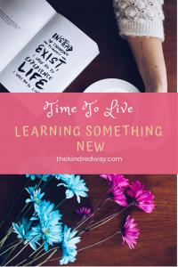 Learning Something New