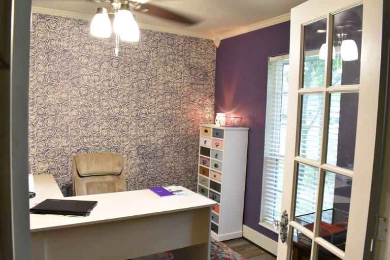 Before & After Office Makeover
