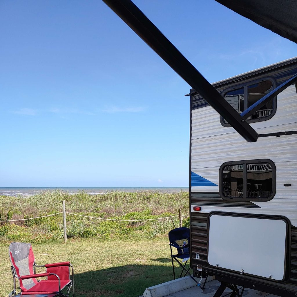 Galveston RV Travel Trailer