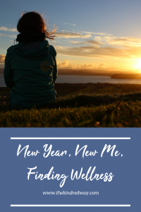 New Year, New You, Finding Wellness