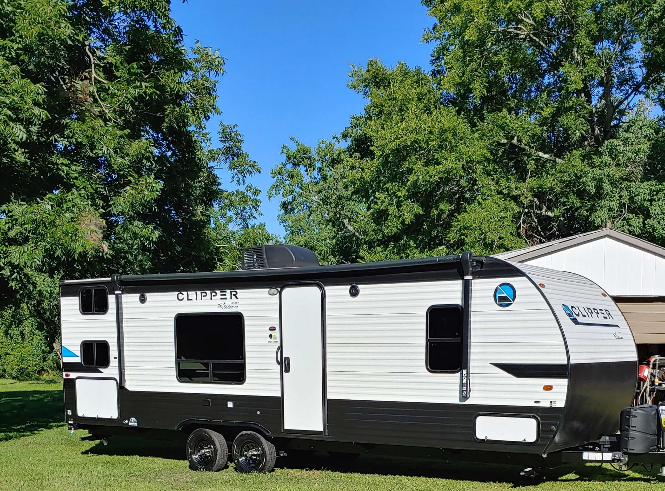 New Adventures With Our Travel Trailer!